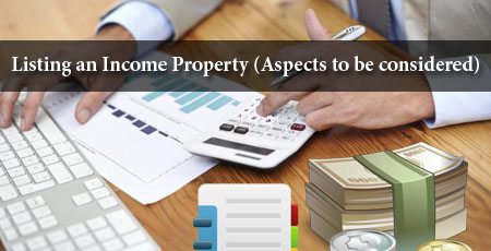 Dc Fawcett Reviews - Listing-an-Income-Property-Aspects-to-be-considered