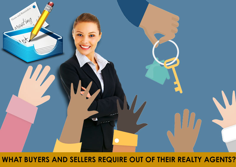 DC Fawcett' What buyers and sellers require out of their realty agents