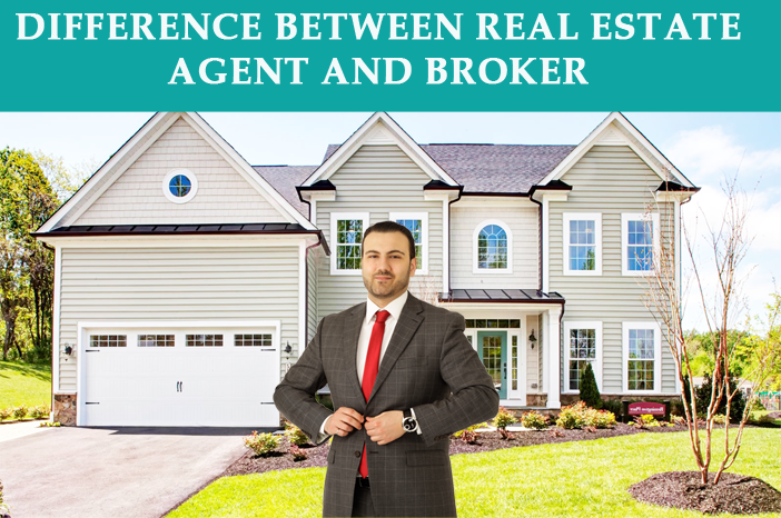 Major Difference Between Real Estate Agent And Broker