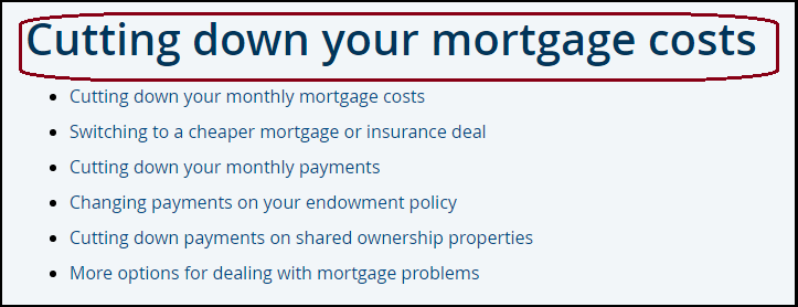 Dc Fawcett Scam Cutting Down your Mortage cost