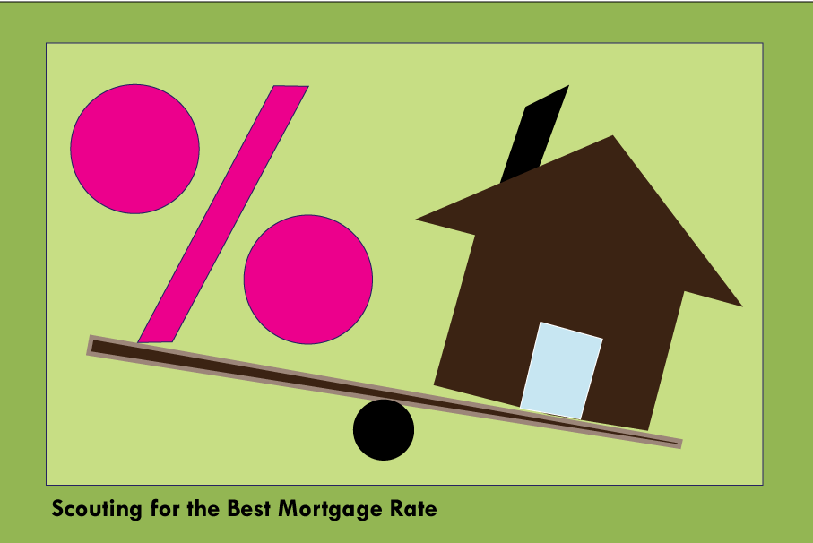 Scouting-for-the-Best-Mortgage-Rate