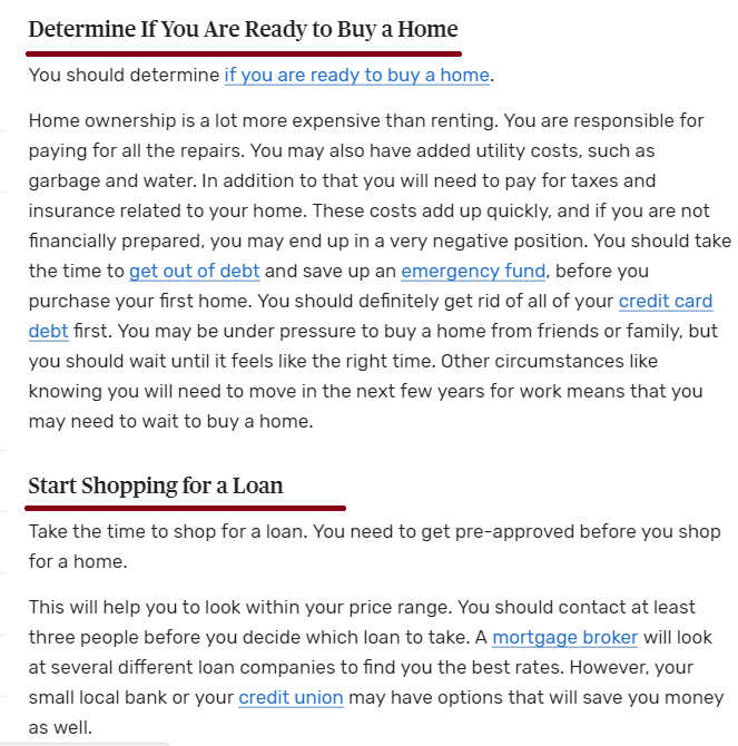 DC Fawcett Real Estate How to Buy Your First Home